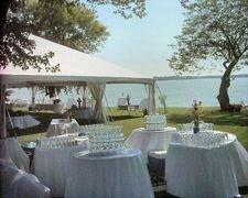 Wedding at Bayvies